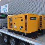 Europower Generator EPS183TDE